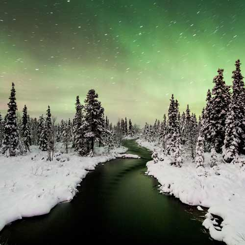 Imagebanksweden.se-Asaf Kliger - Northern lights
